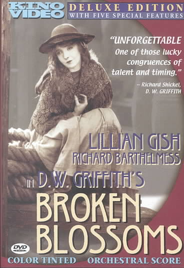 BROKEN BLOSSOMS BY GISH,LILLIAN (DVD)